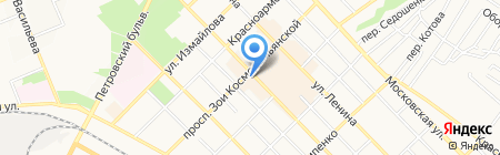 Мультимедиа на карте Азова