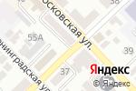 Схема проезда до компании Социальная аптека в Азове