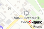 Схема проезда до компании МСК в Азове