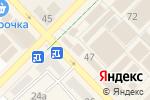 Схема проезда до компании Унипласт в Азове