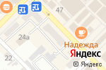 Схема проезда до компании ЗдравСити в Азове