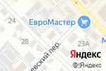 Схема проезда до компании Ателье-магазин в Азове