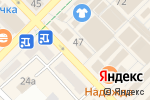 Схема проезда до компании Service Profi в Азове