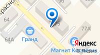 Компания Аверс на карте