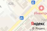 Схема проезда до компании Росклимат в Азове
