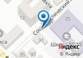 Азовчанка, ТСЖ на карте