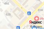 Схема проезда до компании Светлый дом в Азове