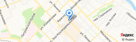 СантехMir на карте Азова
