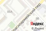 Схема проезда до компании АВ Партнер в Азове