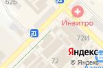Схема проезда до компании Мегафон в Азове