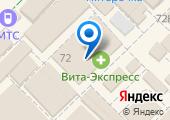 Русские ситцы на карте