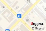 Схема проезда до компании Веломир в Азове