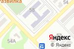 Схема проезда до компании Средняя общеобразовательная школа №13 в Азове