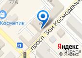 Детский дом г. Азова на карте