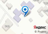 Муниципальное образовательное учреждение №33 на карте