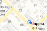 Схема проезда до компании Адвокатский кабинет Зинченко А.И. в Азове