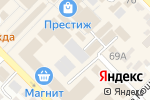 Схема проезда до компании Рубин в Азове
