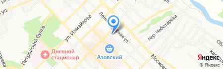 АгроЗооВеттовары на карте Азова