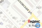 Схема проезда до компании Дешевая аптека в Азове
