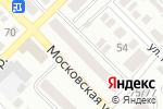 Схема проезда до компании Платежный терминал в Азове