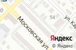 Схема проезда до компании ОТП Банк в Азове