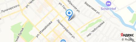 Многофункциональный центр по предоставлению государственных и муниципальных услуг на карте Азова