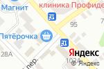 Схема проезда до компании Каравай в Азове