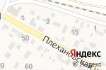 Схема проезда до компании Шиномонтажная мастерская в Шуберском