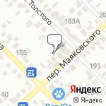Магазин салютов Азов- расположение пункта самовывоза