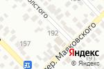 Схема проезда до компании Автокомплекс в Азове