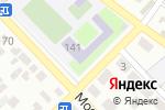 Схема проезда до компании Средняя общеобразовательная школа №9 в Азове