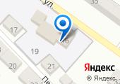 Детский сад №8 Малинка на карте