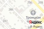 Схема проезда до компании Эстетик-Дент в Азове