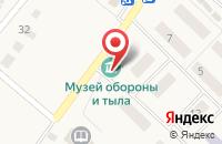 Схема проезда до компании Музей обороны и тыла в Зеленинских Двориках