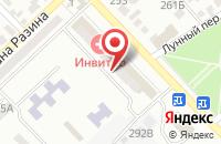 Схема проезда до компании Великолукский мясокомбинат в Азове