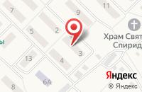 Схема проезда до компании Среднерусский банк Сбербанка России в Зеленинских Двориках