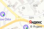 Схема проезда до компании Автозапчасти у Филлиповича в Азове