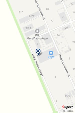 Янберг контейнер системс на карте Бабяково