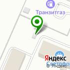 Местоположение компании Техноспецстрой