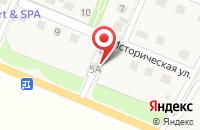 Схема проезда до компании Романово в Елецком