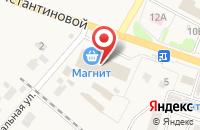 Схема проезда до компании Виола в Кузьминских Отвержках