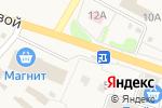 Схема проезда до компании Роспечать в Копцевах Хутора