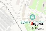 Схема проезда до компании Почтовое отделение в Копцевах Хутора
