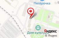 Схема проезда до компании Почтовое отделение в Кузьминских Отвержках