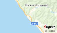 Частный сектор города Головинка на карте