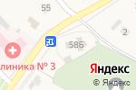 Схема проезда до компании Храм Рождества Христова в Кузьминских Отвержках