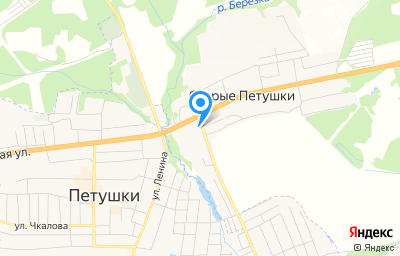 Местоположение на карте пункта техосмотра по адресу Владимирская обл, Петушинский р-н, д Старые Петушки, д 146А