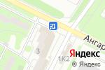 Схема проезда до компании Многопрофильный магазин в Липецке