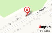Схема проезда до компании Сельское отделение почтовой связи в Воле
