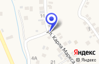Схема проезда до компании КОММЕРЧЕСКИЙ БАНК ЦЕНТР-ИНВЕСТ в Миллерове